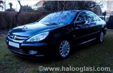 Peugeot 607 3.0 v6 benzin