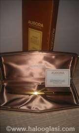 Olovka Aurora Italy zlatna 22Kt