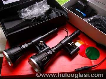 Police 50000W T6 LED dioda najjača lampa za lov