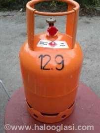 Dostava gasa u plinskim bocama