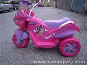 Motor Peg Perego Raider Princess