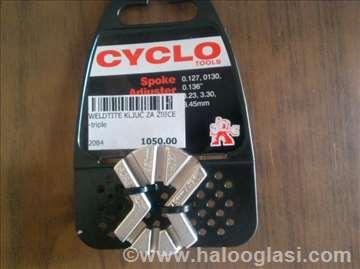 Ključ za zbice bicikla