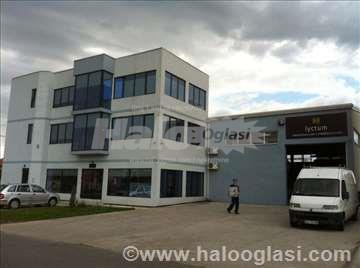 Izdavanje poslovni prostor - hala - Zemun - Altina