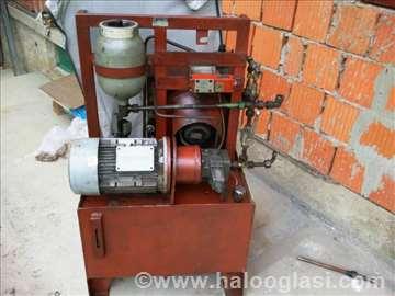 Hidroagregat 63 bar pumpa REXROTH