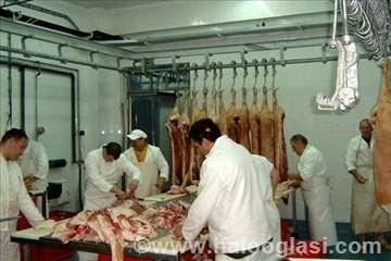 Oprema za mesare i klanice