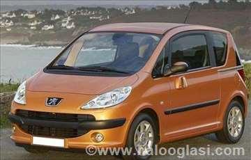 Peugeot 1007 Hdi Elektrika I Paljenje