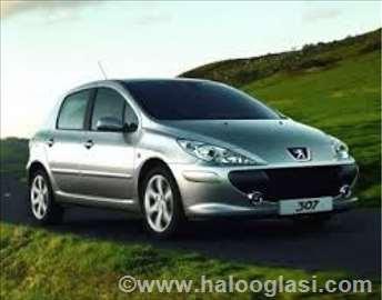 Peugeot 307 Hdi. benzin ostala oprema