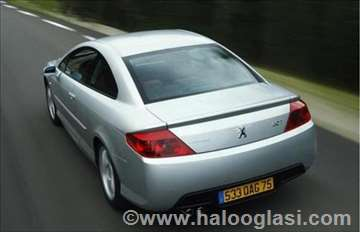 Peugeot 407 Coupe Hdi Kompletan auto U Delovima