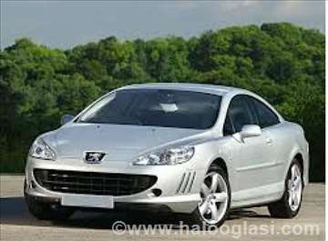 Peugeot 407 Hdi Benzin Svetla I Signalizacija