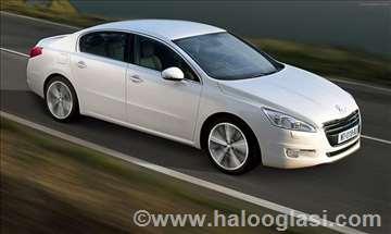 Peugeot 508 Hdi Elektrika I Paljenje