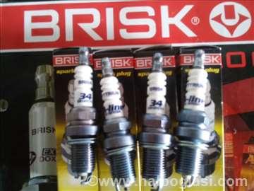 Svecice BRISK/Orginal-Benzin