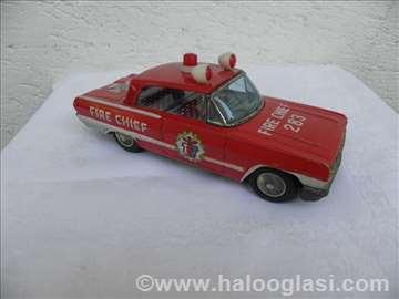 Limeni Fire Chief 283, 20cm, frikcioni motor