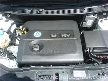 Motor Polo 1.4 16V BBY Fabia Ibiza A2