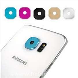 Akcija Nova Samsung S6 Aluminium zaštita kamere