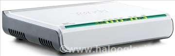 Tenda D830R ADSL 2+ Modem Ruter with 4L/1rj11