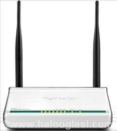 Tenda W308R Wireless Ruter 1W/4L fixed antena