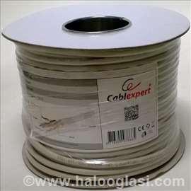 UPC-5004E-SOL/100 UTP cat5E Indoor solid CCA