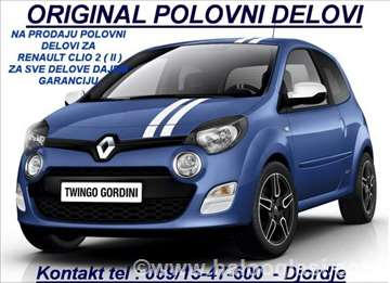 Renault Clio Delovi Svetla i Signalizacija