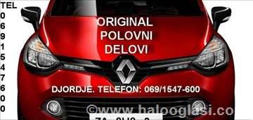 Renault Clio Polovni delovi Enterijer