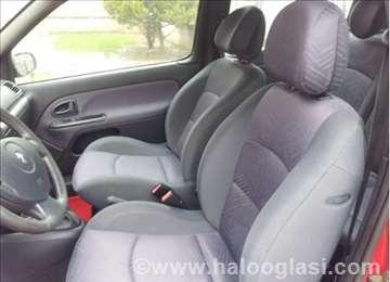 Renault Clio Renault Clio ll 2 Enterijer