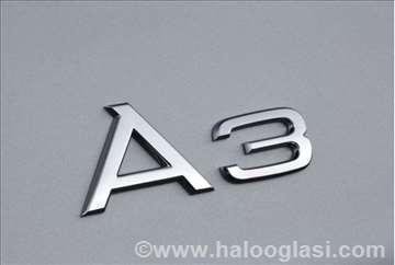 Audi A3 1.8 Razni Delovi