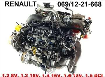 Renault Clio benzin/dizel Motor i Delovi Motora