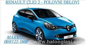 Renault Clio benzin/dizel svetla i signalizacija
