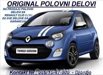 Renault Clio Motor 1.6 i Delovi Motora
