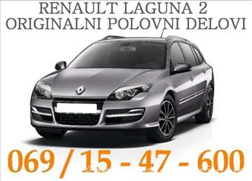 Renault Laguna Motor I Delovi Motora