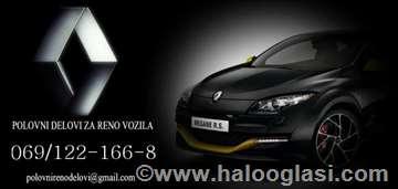 Renault Scenic Dci svetla