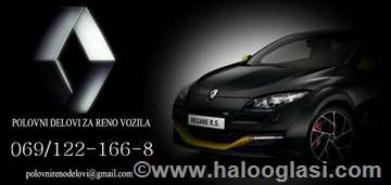 Renault Traffic 1.9dci Motor I Delovi Motora