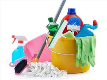 Čišćenje stambenog ili poslovnog prostora