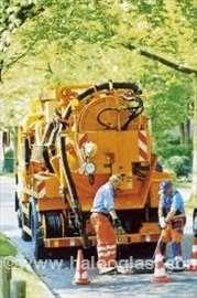 Odgušenje čišćenje kanalizacije mašinama i Vomom