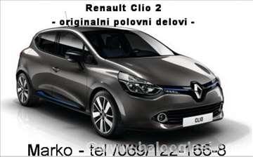 Renault Clio benzin/dizel Amortizeri i Opruge