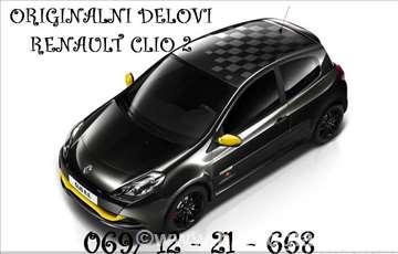 Renault Clio Benzin/dizel Menjač i delovi