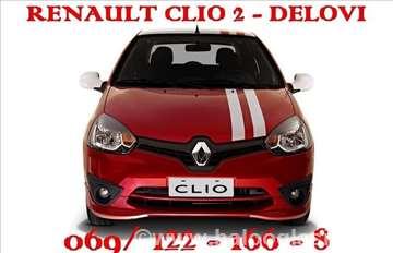 Renault Clio delovi i oprema