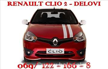 Renault Clio ll 2 Kompletan Auto U Delovima
