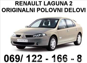 Renault Laguna Dci Razni Delovi