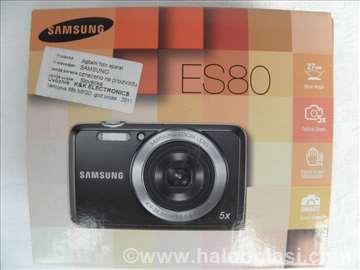 Samsung digital fotoaparat ES 80, kupljen 2012.god
