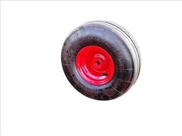 Guma 15×6.00-6 sa felnom i unutrašnjom gumom