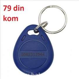 RFID privezak za kontaktno otključavanje vrata