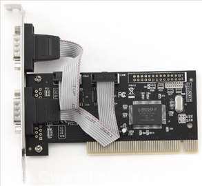 SPC-1 PCI kartica za 2 COM porta