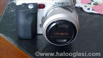 Minolta - Dimage 7 i 5,0 Mega Pixels