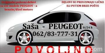 Peugeot 206 Motor i Delovi Motora