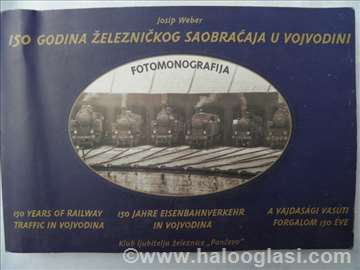150 godina železničkog saobraćaja u Vojvodini