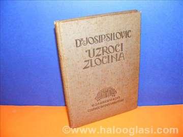 Dr. Josip Šilović - Uzorci zločina,1913