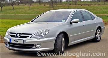 Peugeot 607 Restyling 2.0HDI i 2.2HDI