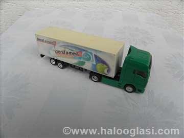 Kamion Man sa prikolicom,1:87,fale retovizori.