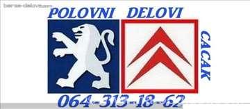 Peugeot 306 1.4 1.9d Razni Delovi