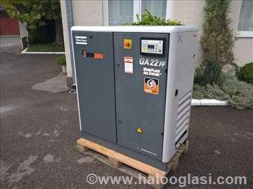 Industrijski vijčani kompresor Atlas Copco GA 22